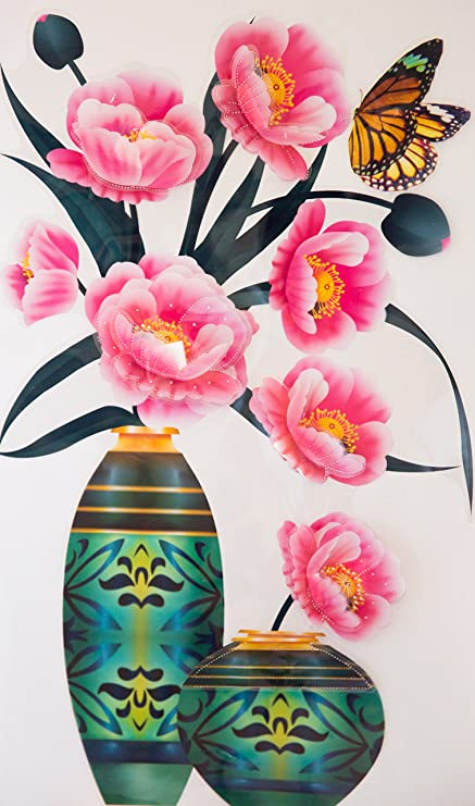 3d Flower Wall Decor Part - 19: Image Unavailable