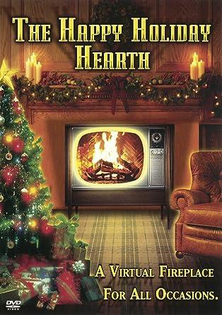 Christmas Hearth.Amazon Com The Happy Holiday Hearth Happy Holiday Hearth