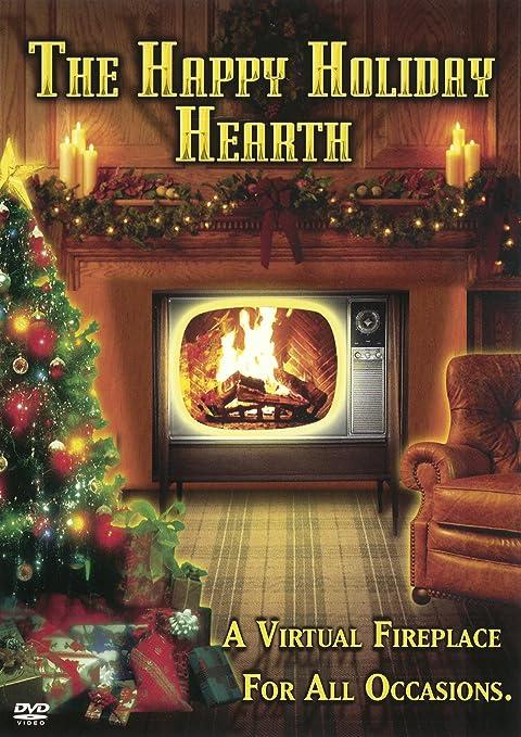 Amazon.com: The Happy Holiday Hearth: Happy Holiday Hearth: Movies ...