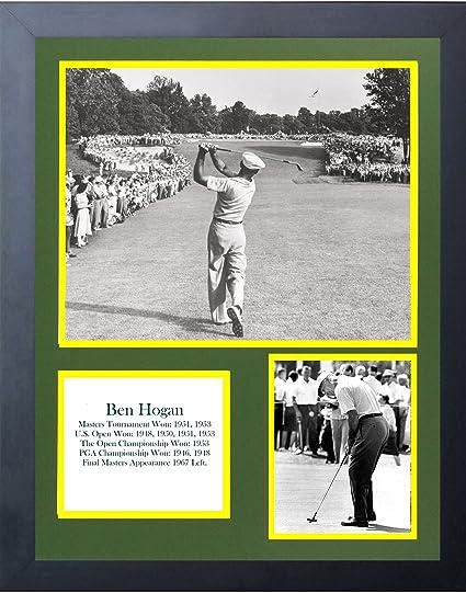 Amazon.com: Ben Hogan 9 Time Major Winner Perfect Swing In Golf ...