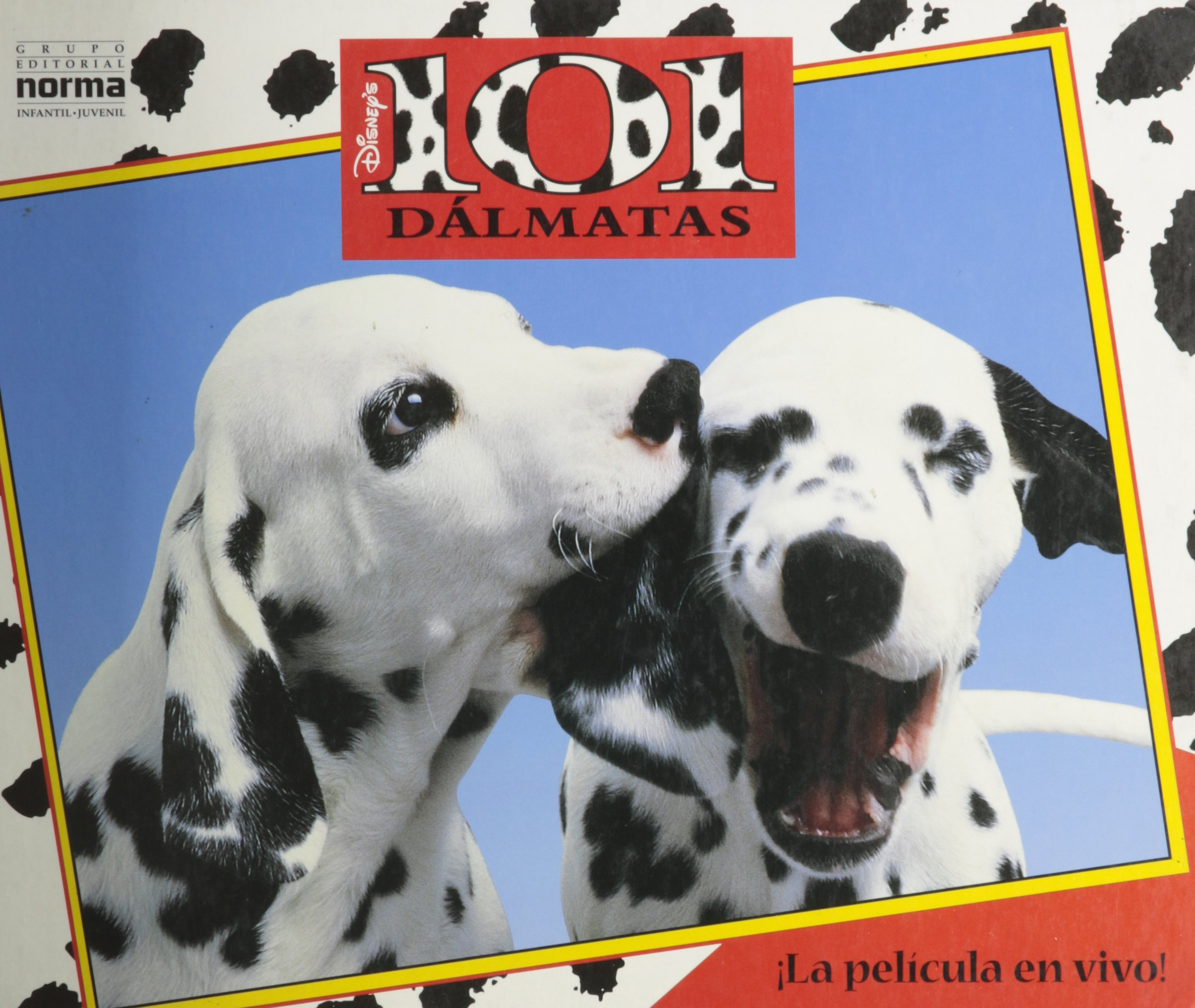 Amazon.com: 101 Dalmatas - La Pelicula En Vivo! (Spanish Edition) (9789580435778): Varios: Books