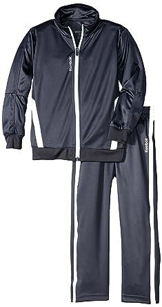 Amazon.com  Reebok Boys  Performance Zip Jacket and Pant Set  Clothing 8814e2b97
