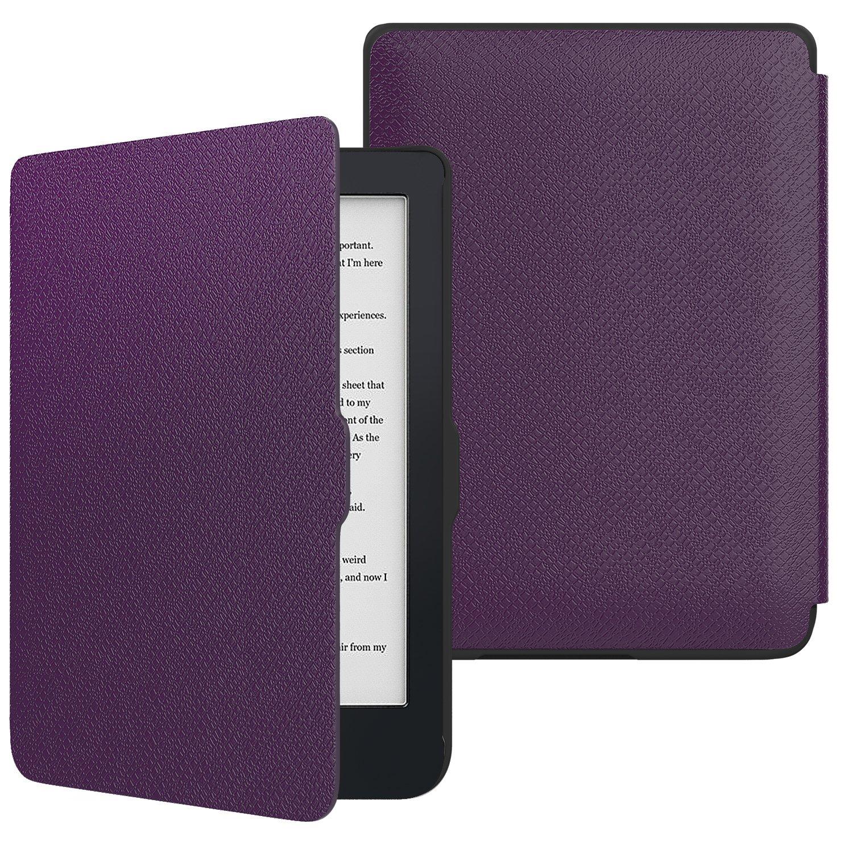 Premium Ultra Compact Protective Sleep Wake Up Slim Lightweight Cover Case for Kobo Clara HD 6 Tablet//e-Reader Denim Gray MoKo Kobo Clara HD Case