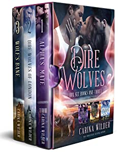 Dire Wolves of London Box Set