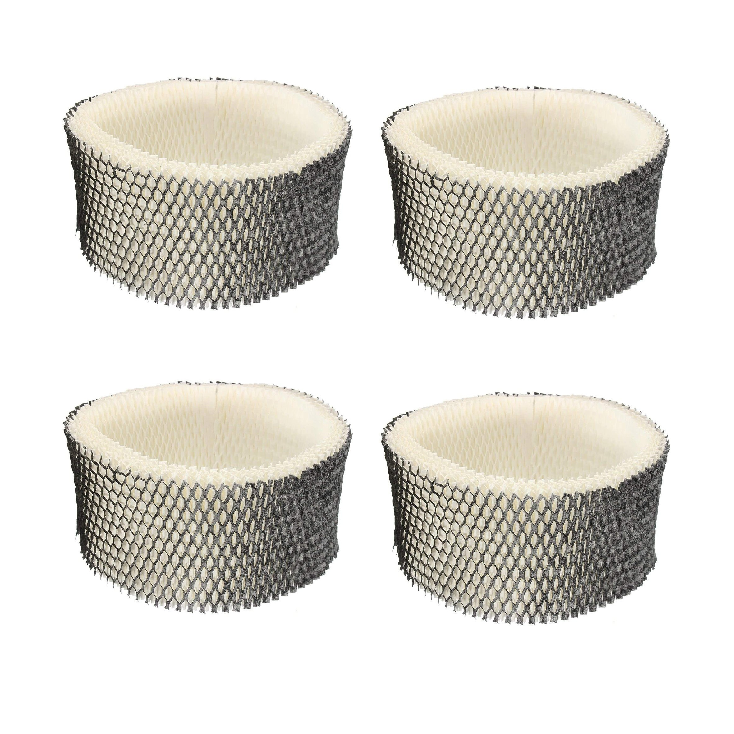 Podoy HWF62 Humidifier Filter for Holmes HM1300 SCM1100 HM1761 HWF-62 Filter Replacement (4 Pack)