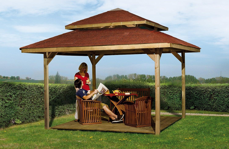 Weka Carpa jardín Oase 651 B tamaño 2 bajo Set: Amazon.es: Jardín