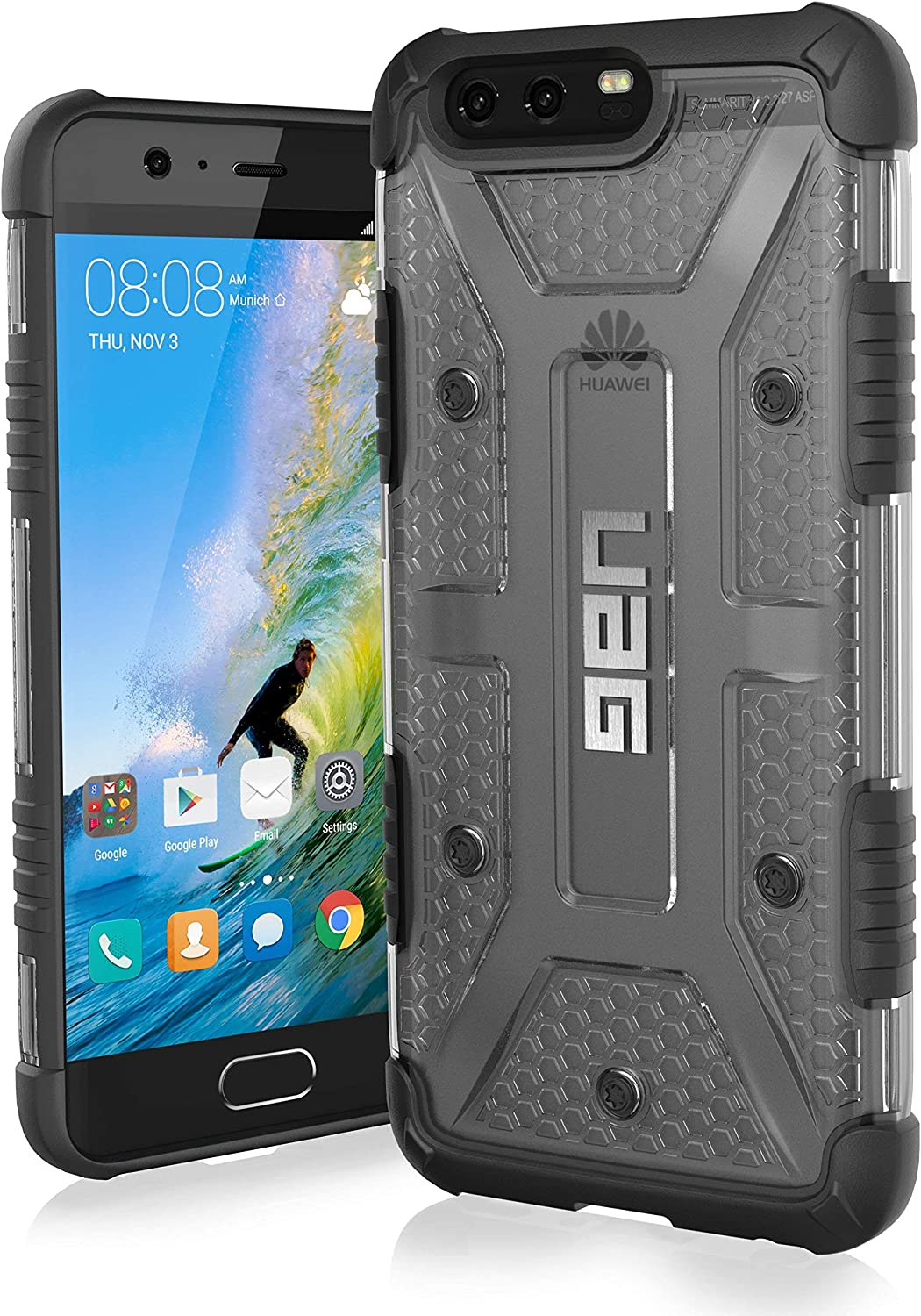 Urban Armor Gear hp10pls-l-ic - Carcasa para Huawei p10 Plus ...