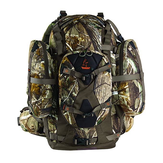 Hunting Bags Multi-functional Camouflage Hunting Bag Car Rear Seat Belt Hunting Equipment Kits Gun Rack Outdoor Hunting Appliances Shrink-Proof