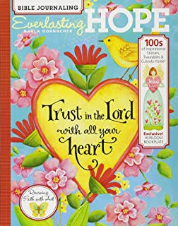 Bible Journaling Everlasting Hope 100s Of Inspirational Stickers Traceables Cutouts Exclusive