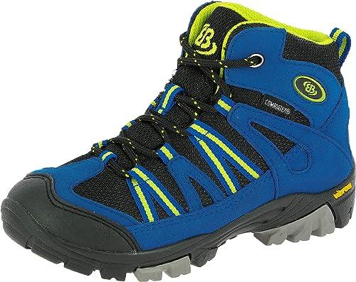 Br/ütting Unisex Kinder Ohio High Trekking-/& Wanderstiefel