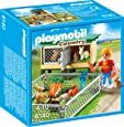 Playmobil 6140 - Recinto Dei Conigli Con Gabbia Coperta
