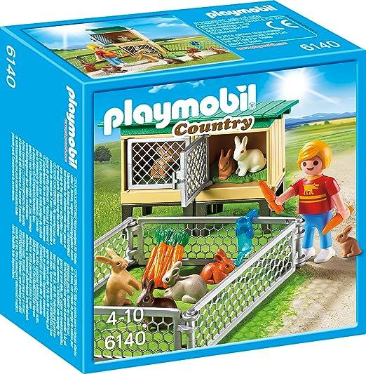 12 opinioni per Playmobil 6140- Recinto dei Conigli con Gabbia Coperta