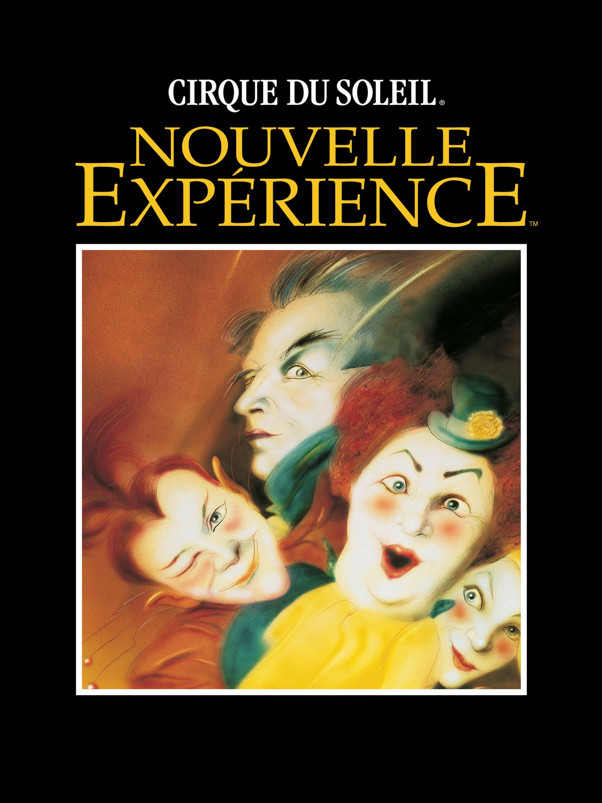 aa6498c45e580 Amazon.com  Cirque du Soleil Presents NOUVELLE EXPERIENCE  Didier Antoine,  Cecile Ardail, Alexandre Arnaoutov, Franco Dragone