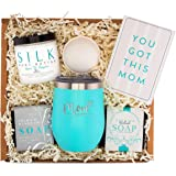 New Mom Gifts Ideas | Mom Est. 2020 Spa Gift Box | Best Present Idea for First Time Mommy w/New Baby | Cute Expecting…