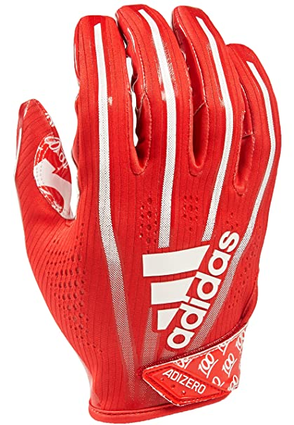 Amazon.com   adidas AF1004 Adizero 7.0 Emojis 100 Receiver s Gloves ... 5b81d3694a6a