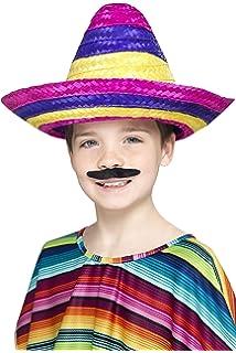 Sombrero Mejicano 45cm Rojo - Sombreros 2f1d1e6fcf2
