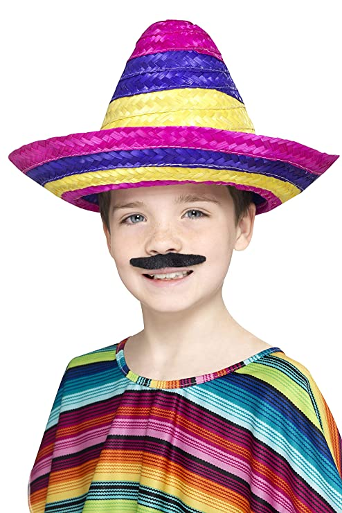 d2cb55b9b8d14 Smiffy s - Sombrero Mexicano para niños