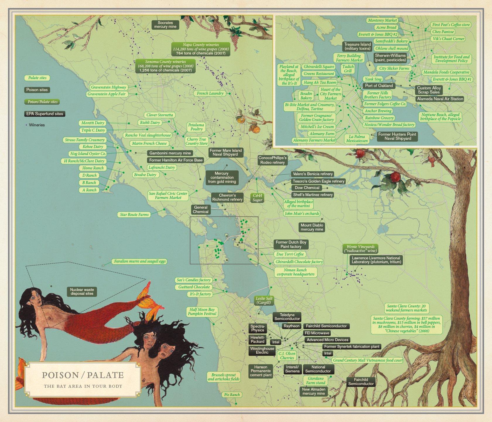 Infinite City A San Francisco Atlas Rebecca Solnit