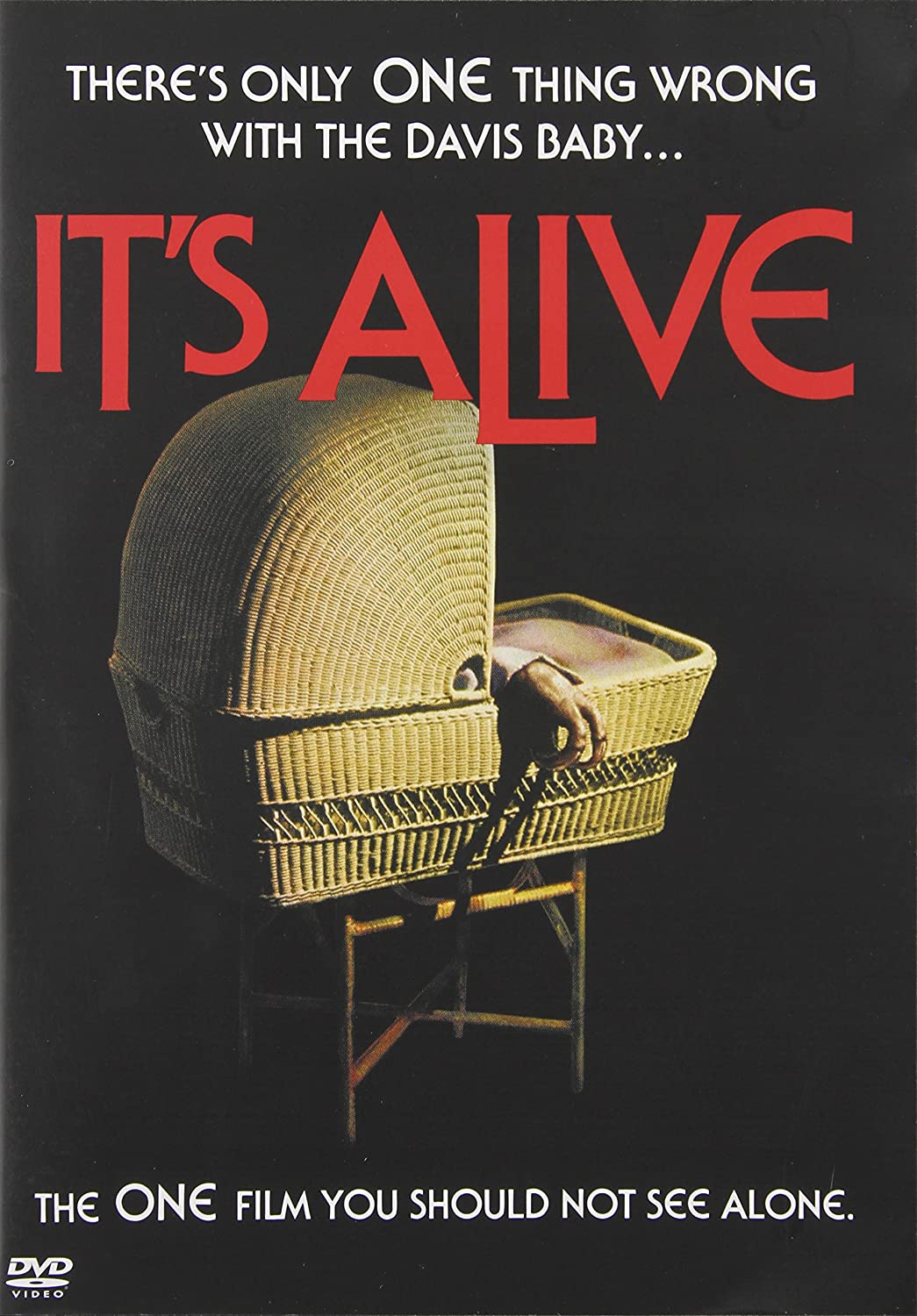 Amazon.com: It's Alive: John P. Ryan, Sharon Farrell, Andrew Duggan, Guy  Stockwell, James Dixon, Michael Ansara, Robert Emhardt, William Wellman  Jr., Shamus Locke, Nancy Burnett, Patrick McAllister, Daniel Holzman,  Fenton Hamilton, Larry