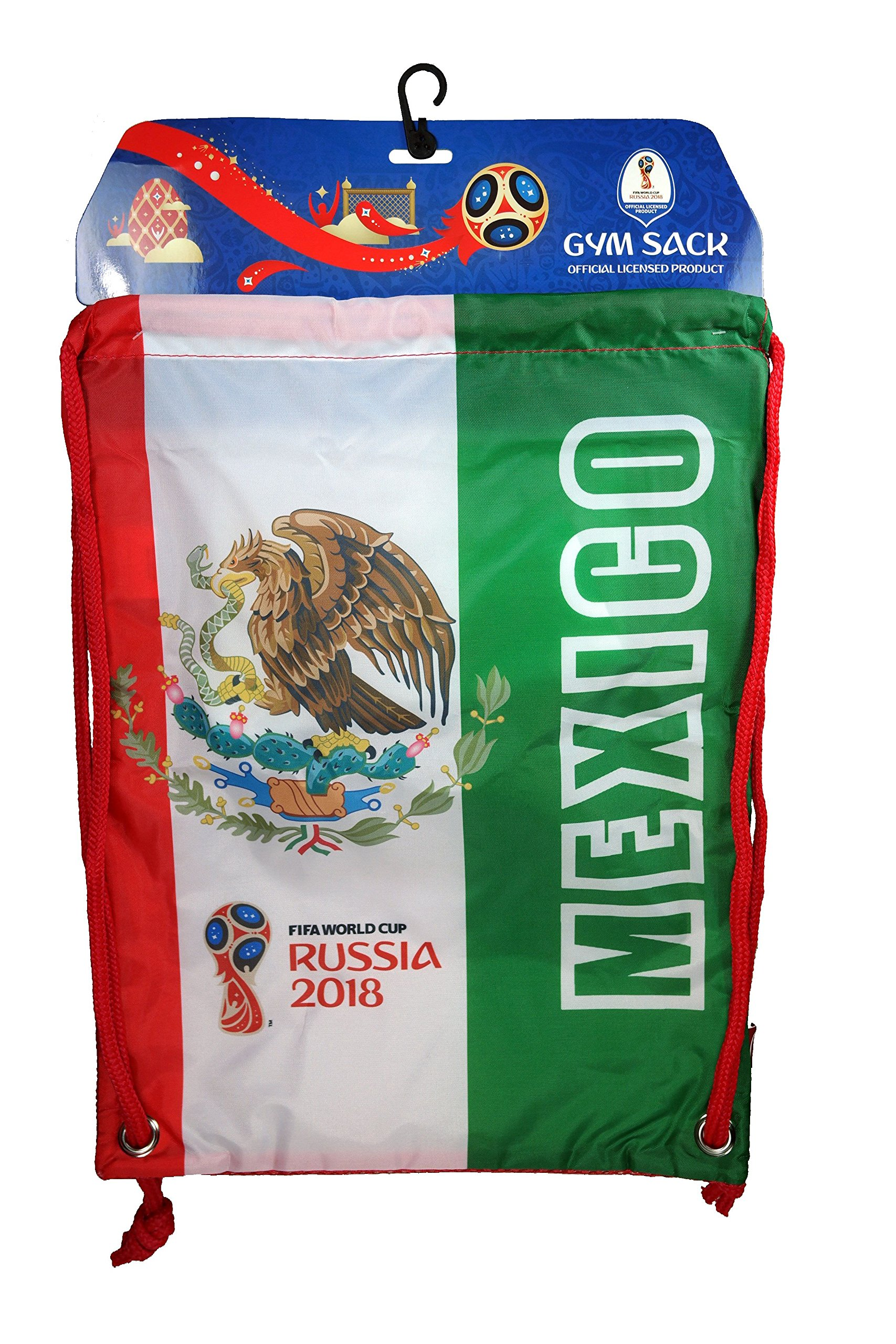 FIFA Official Russia 2018 World Cup Official Licensed Cinch Bag 01-1