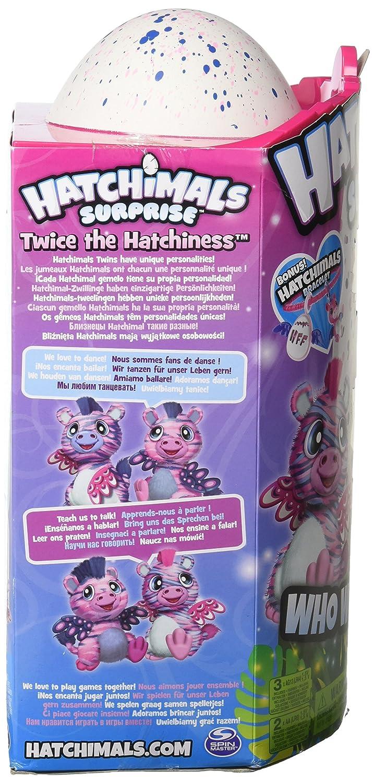Amazon Hatchimal Surprise Twins Zuffin