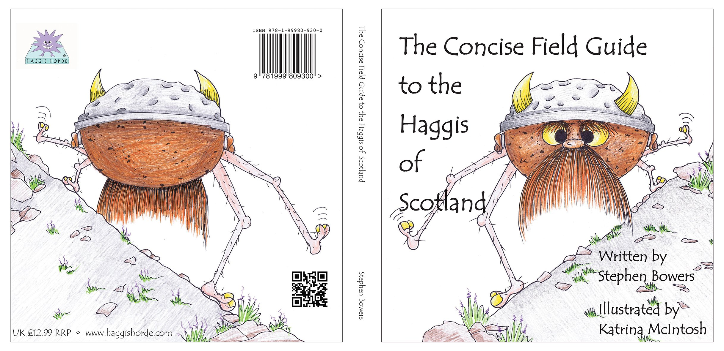 THE CONCISE FIELD GUIDE TO THE HAGGIS OF SCOTLAND pdf