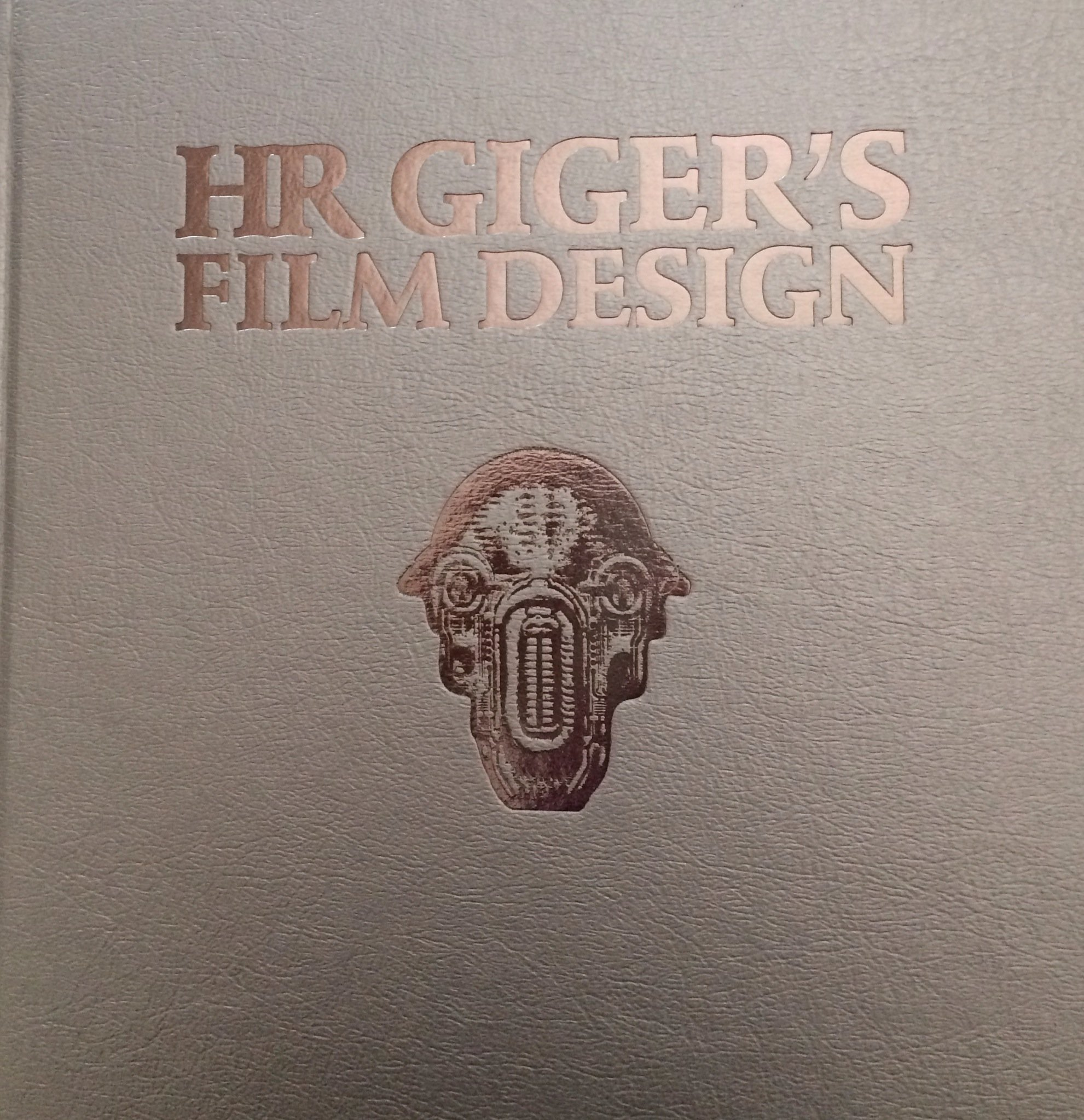 H. R. Giger's Film Design, Limited Edition of 350 Copies with Signed &  Numbered Alien3 Original Lithograph Bound In: Amazon.co.uk: H.R. Giger: ...