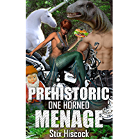 Prehistoric One Horned Menage (English Edition)