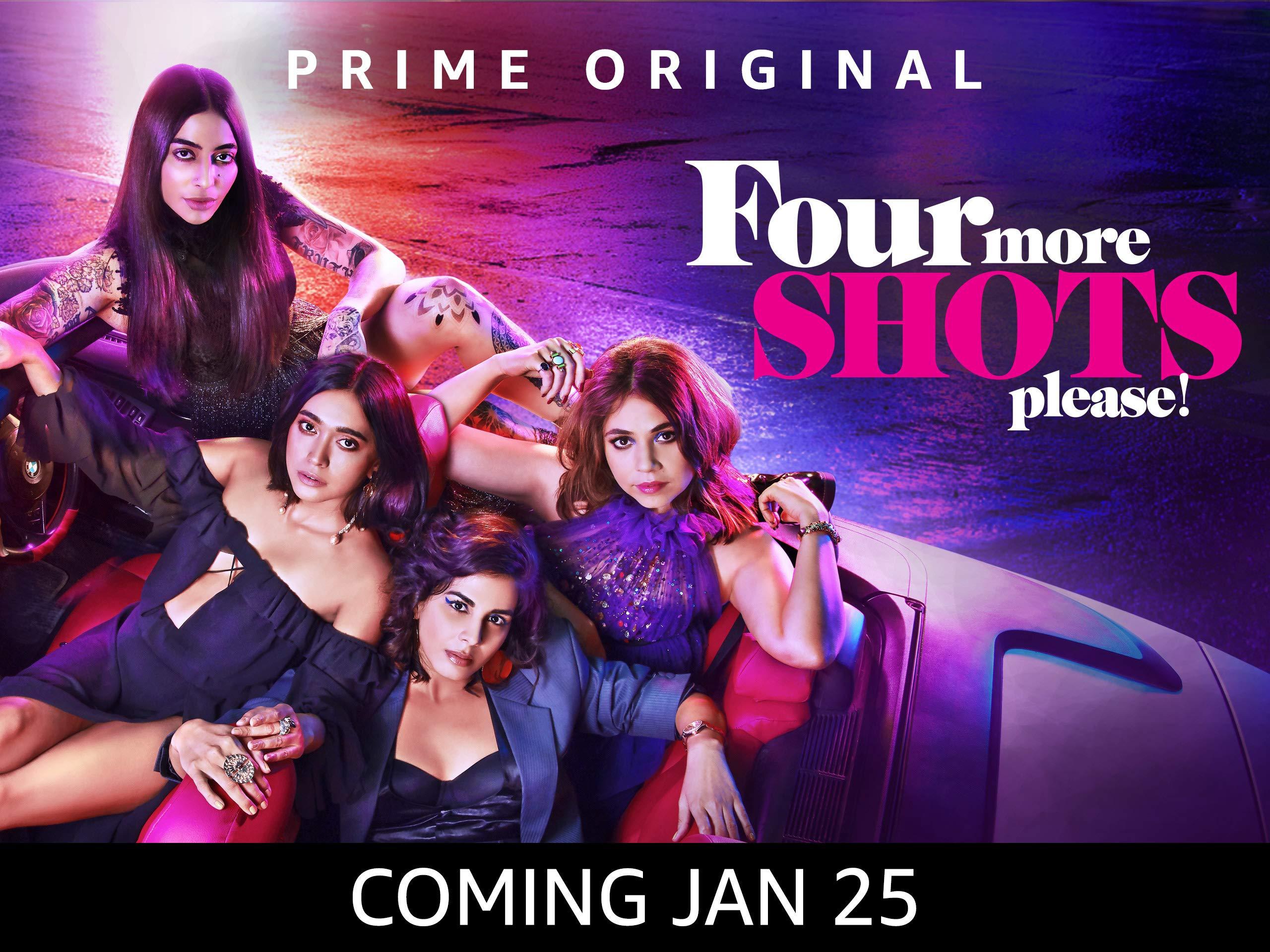 Amazon com: Watch Four More Shots Please! - Season 1 | Prime Video