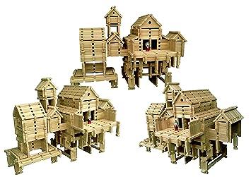 Gebaude Holzklotze Konstruktion Toys Ab Alter 3 Konstruktion Spiel