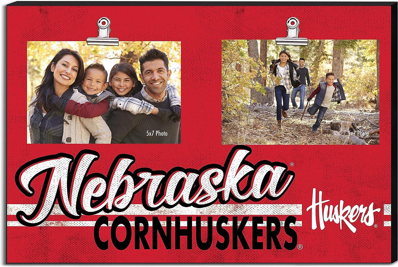 KH Sports Fan 18X12 Canvas Team Pride Clip Photo Nebraska Cornhuskers