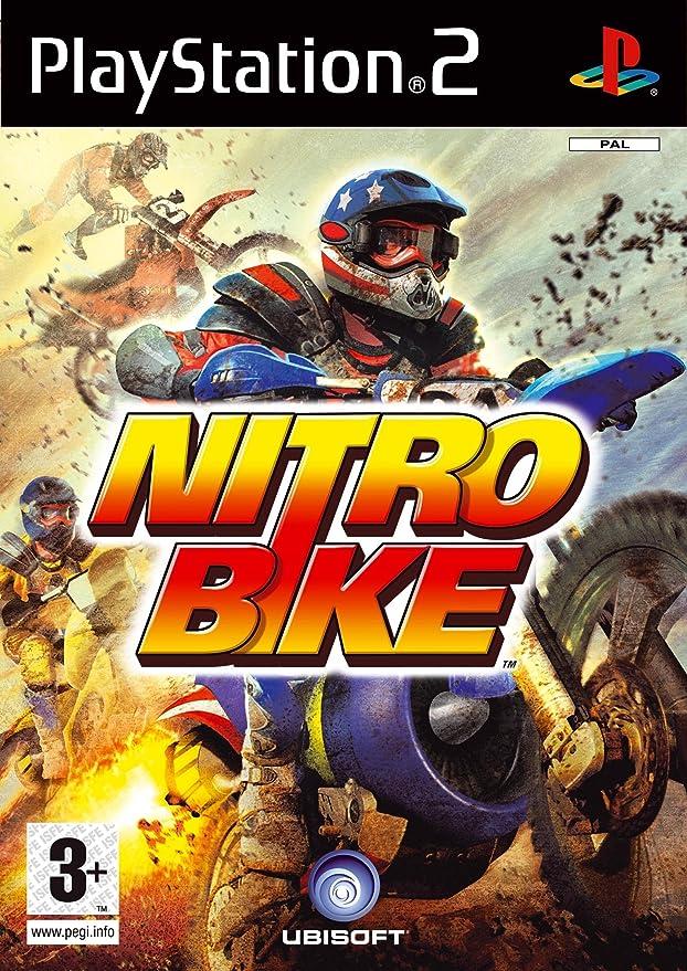 Ubisoft Nitro Bike - PS2 - Juego (PlayStation 2, Racing, LEFT ...