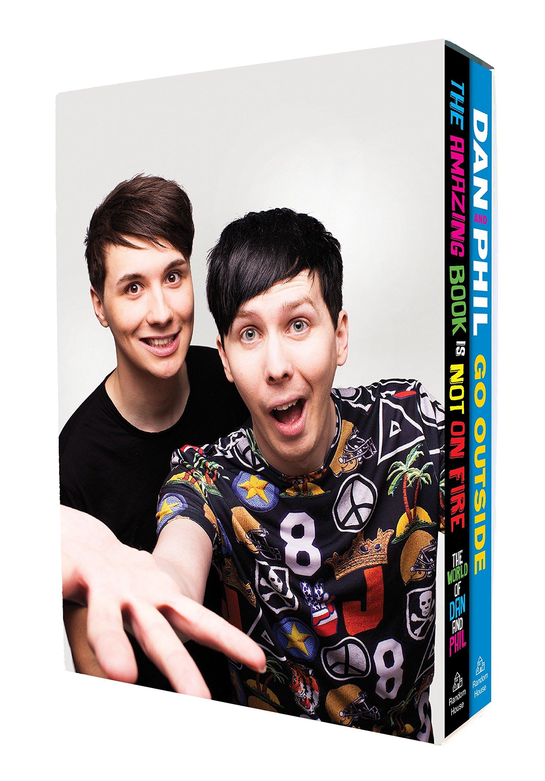 Read Online Dan and Phil Boxed Set pdf epub