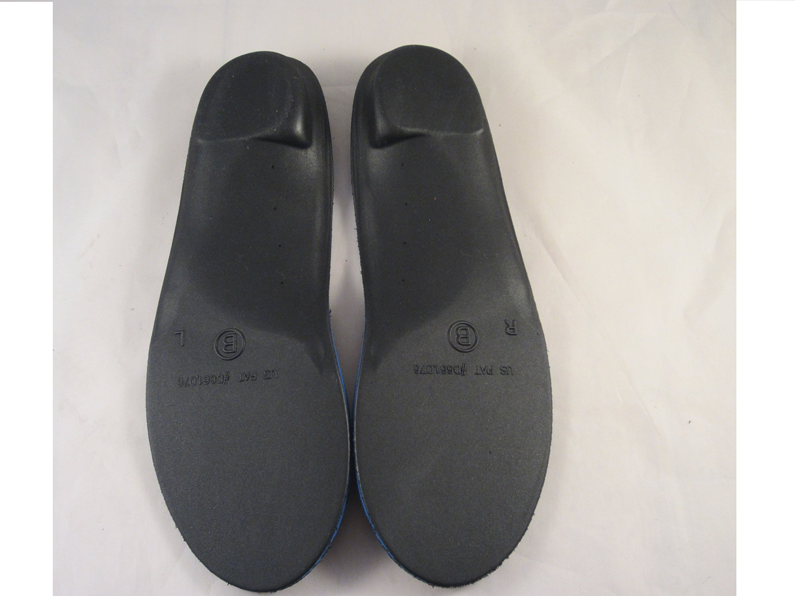 POWERSTEP PROTECH Control Full Length Orthotic Supports Mens & Women's (Men's 12-13.5/Women's 14-15.5)