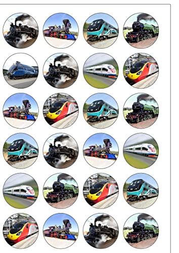 Train Cake Toppers Amazon