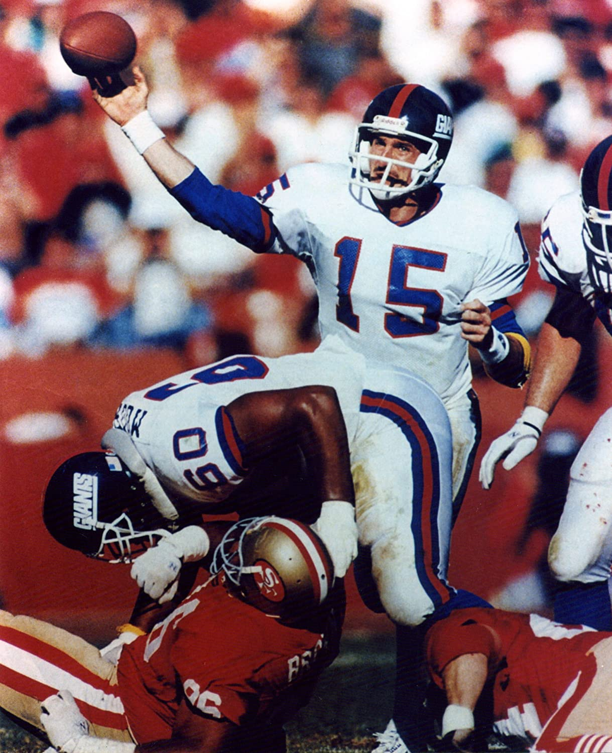 Jeff Hostetlerニューヨークジャイアンツ8 x 10スポーツアクション写真( K Jeff K ) x B004E20CWG, COLOR WARDROBE:63c19626 --- harrow-unison.org.uk