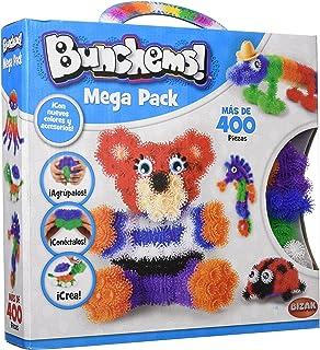 Bunchems - Mega Pack (Bizak 61926802) [Edición española]
