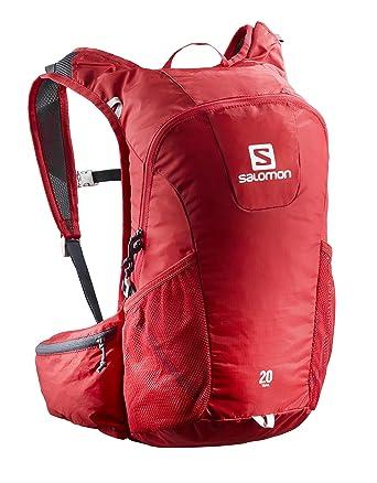 bbd8b0f11b Salomon Unisex Trail 20 Running Hiking Backpack