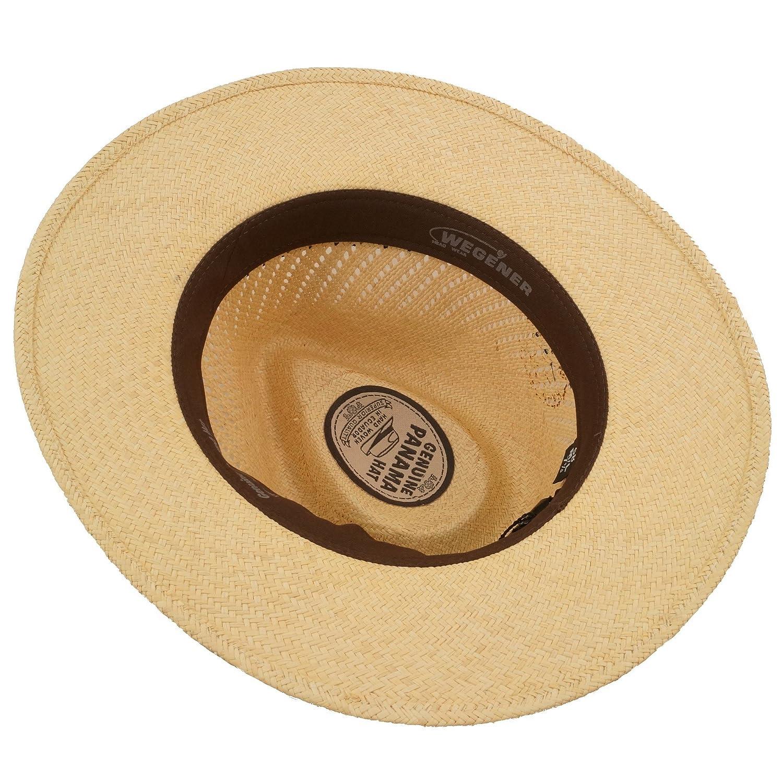Wegener - Cappello Panama - Donna  Amazon.it  Abbigliamento 53235694f079