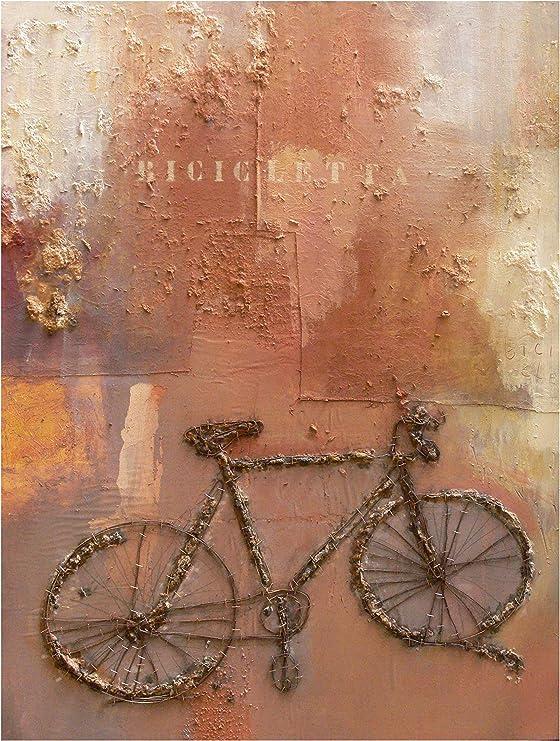 Cuadro moderno de bicicleta vintage - Retro, para decoración de ...