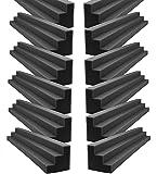 Foamily XL Column Acoustic Wedge Studio Foam Corner