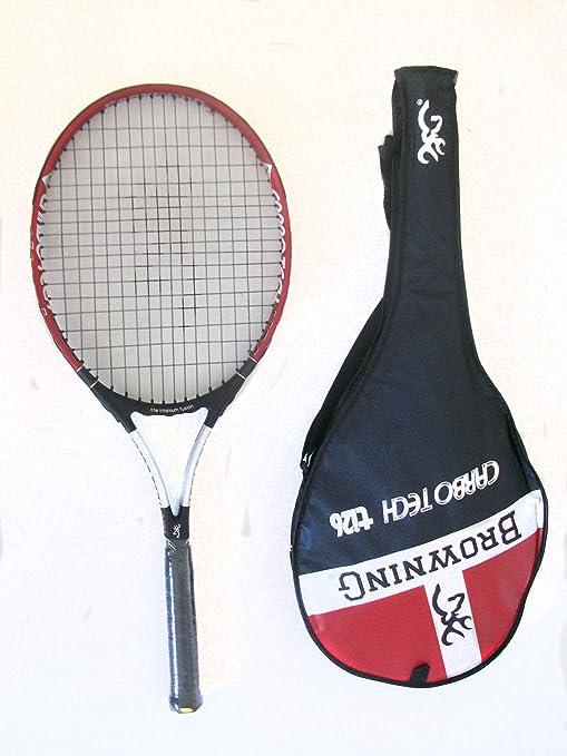 Browning Carbo Tech Ti 26 Junior - Raqueta de tenis para ...