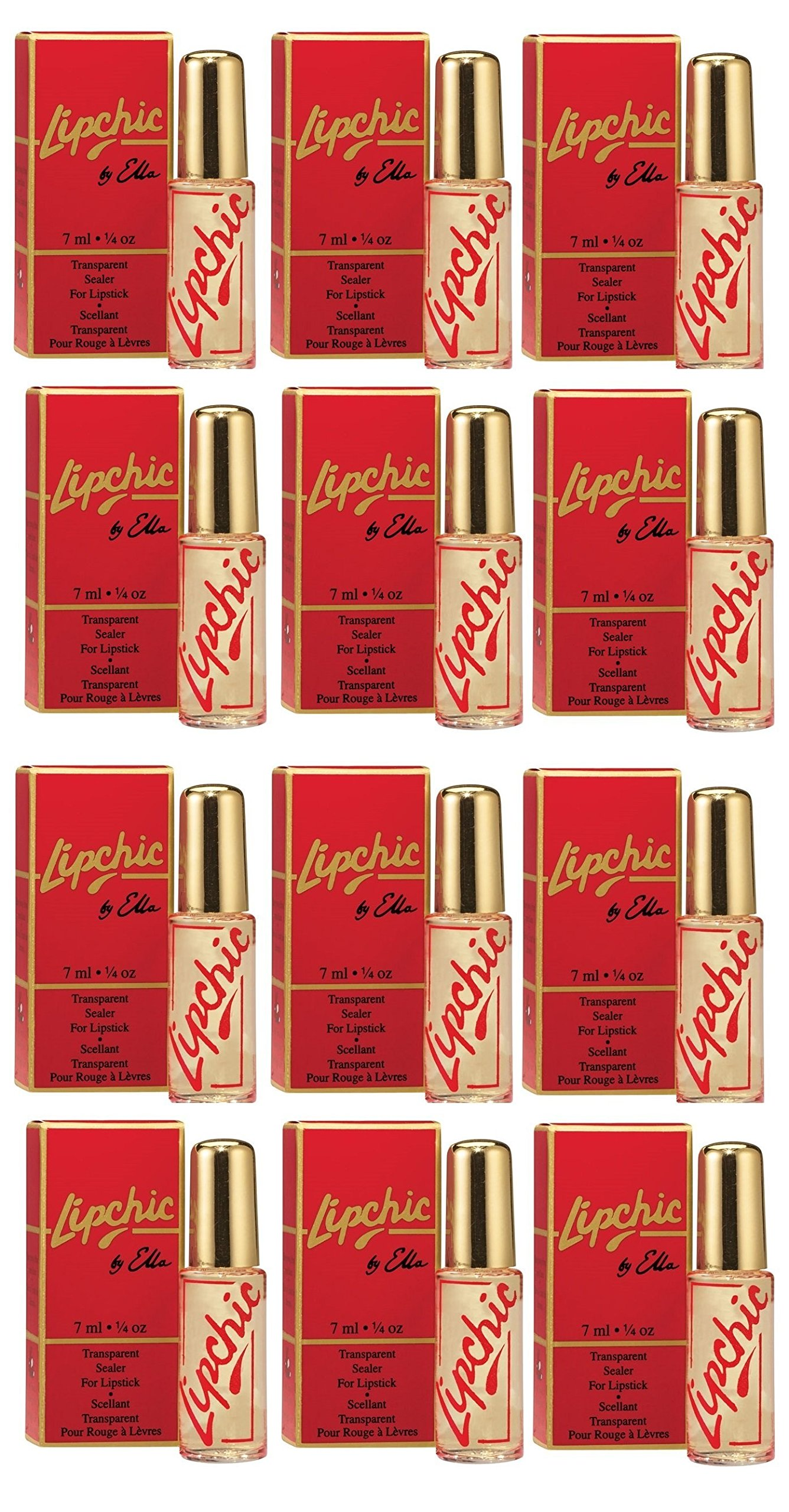 12 Lipchic Lipstick Sealers