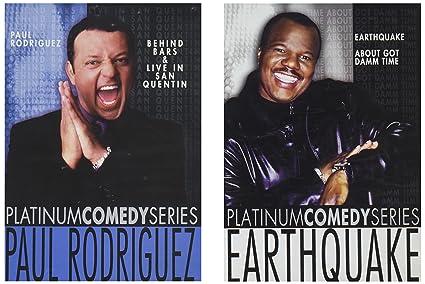 615e2ad40077c Amazon.com: Live & Earthquake: Paul Rodriquez: Movies & TV