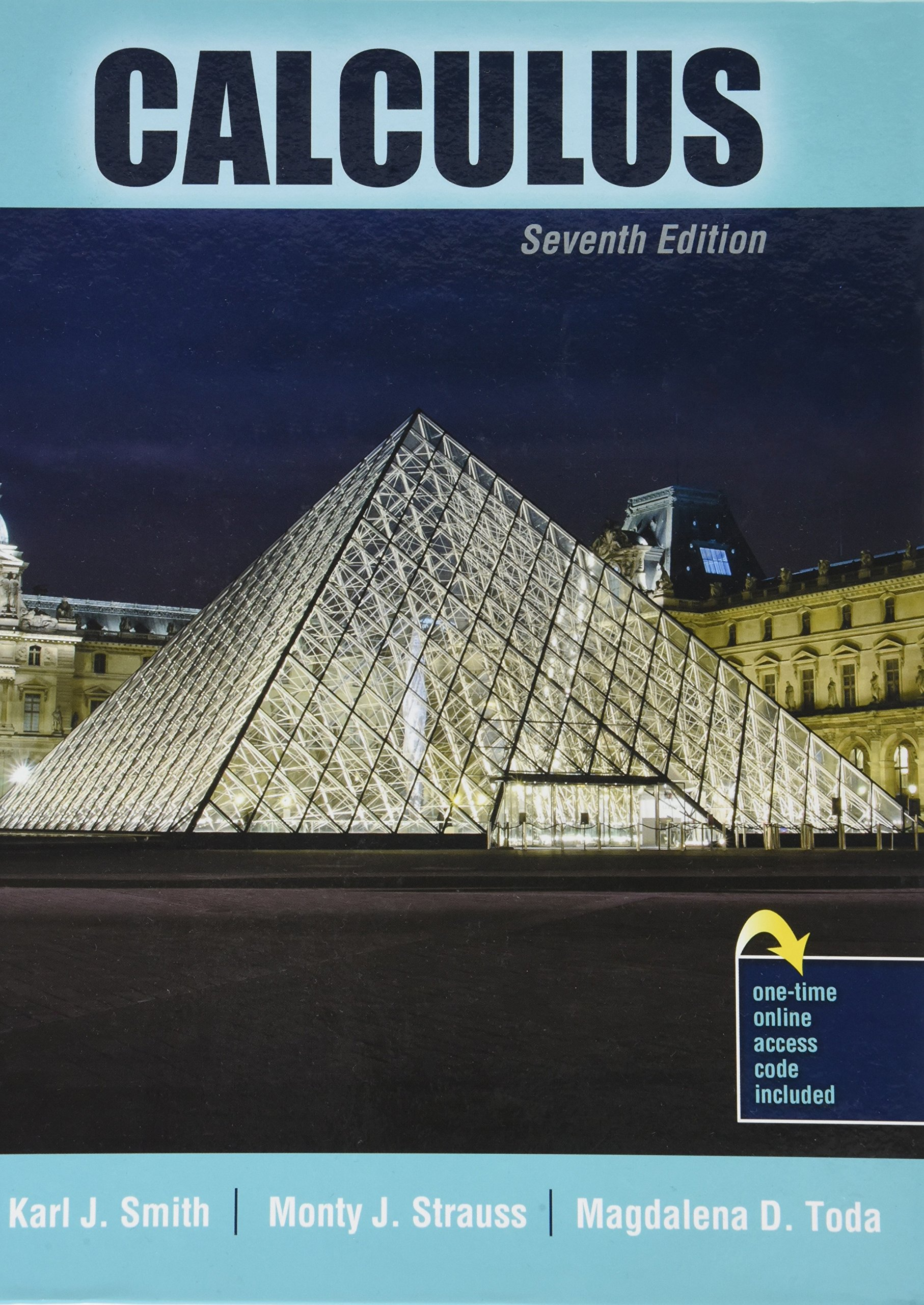 Calculus: Amazon.es: Smith, Karl J., Strauss, Monty, Toda, Magdalena: Libros en idiomas extranjeros
