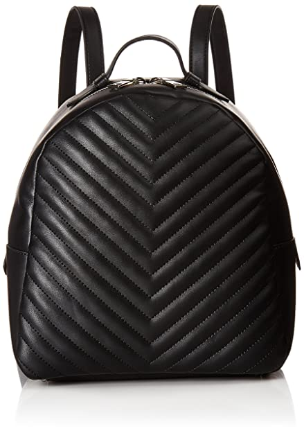 Steve Madden womens JOSIE NON LEATHER CHEVRON QULIT MEDIUM BACKPACK Josie  Non Leather Chevron Qulit Medium 849de3779c8d2