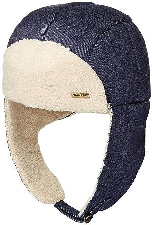 7bf519aeb9a71 Kangol Men s Faux Shearling Aviator Hat at Amazon Men s Clothing store