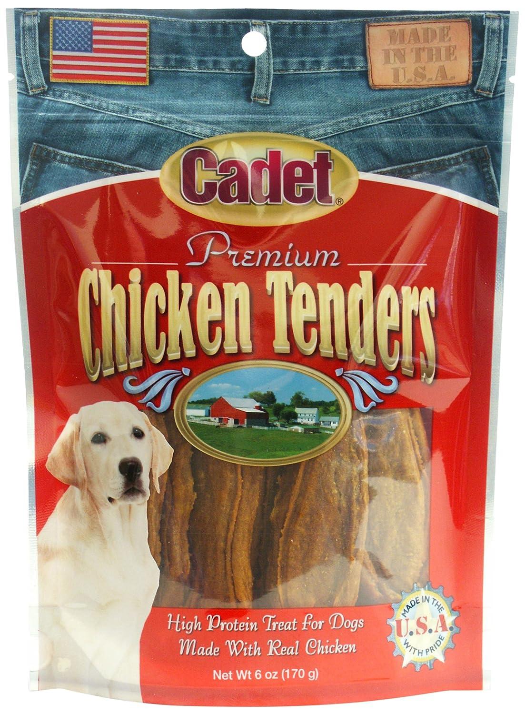 Cadet Premium Chicken Tenders High Protein Dog Treats