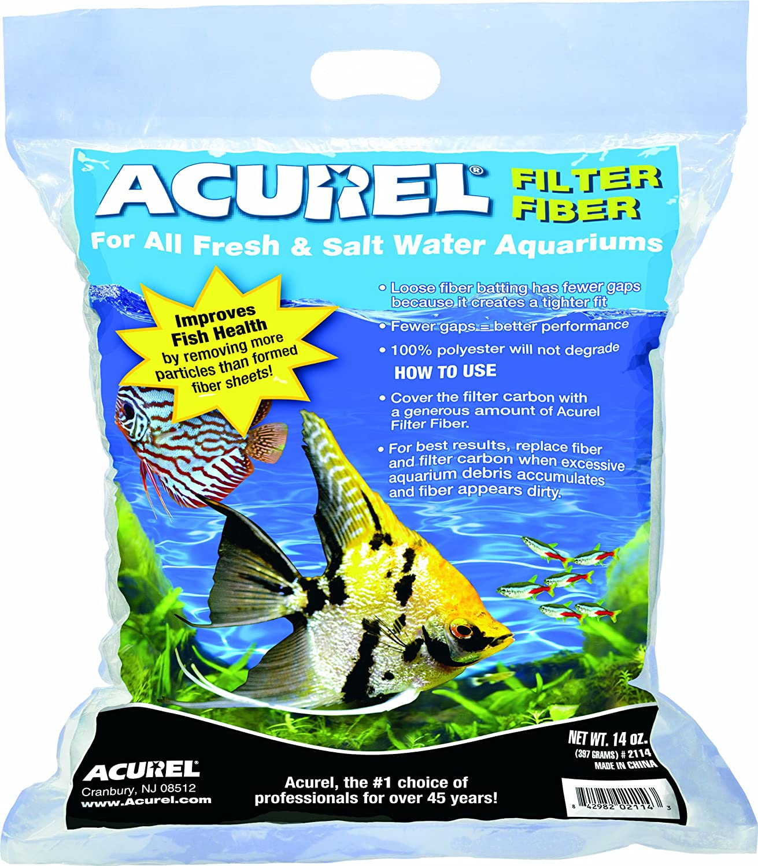 acquista online oggi Acurel 100% Fibra di Poliestere Filtro per Acqua Dolce Dolce Dolce e salata acquari  spedizione e scambi gratuiti.