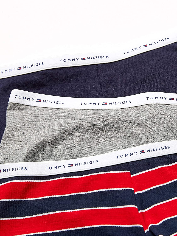 Tommy Hilfiger Womens Cotton Boyshort Underwear Panty Multipack